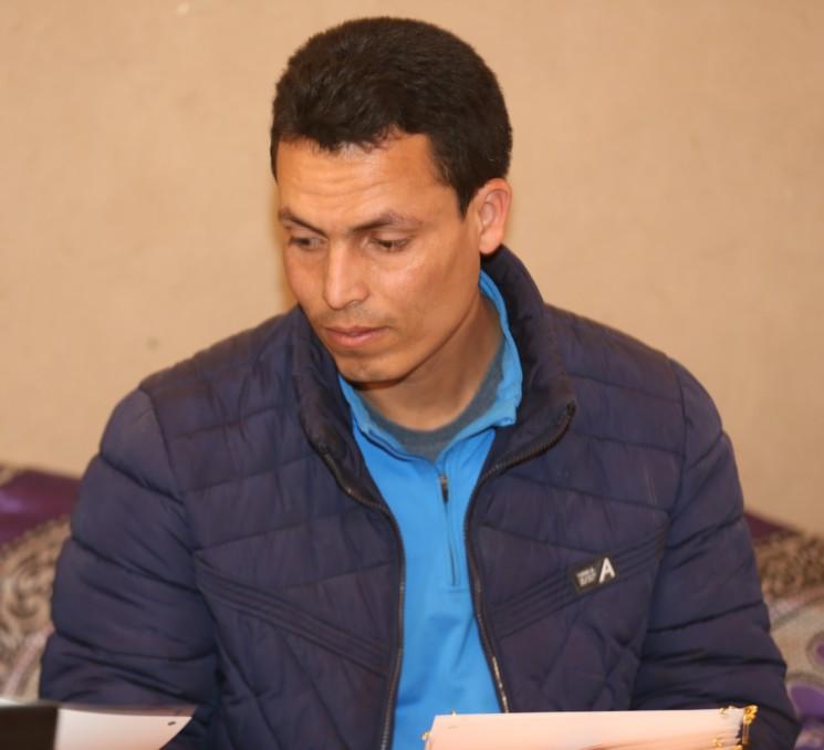 Nordine El asraoui